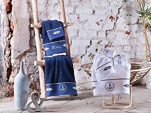 Купить полотенце Tivolyo Anchor, белый