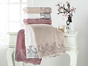 Купить полотенце Tivolyo Regina, серый