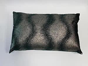 Купить подушку Tivolyo Abbey 35, изумрудная