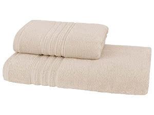 Купить полотенце SoftCotton Aria 75х150 см, бежевый