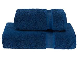 Купить полотенце SoftCotton Lane 75х150 см, темно-голубой