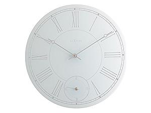 Часы настенные Урбаника Leitbring, белые