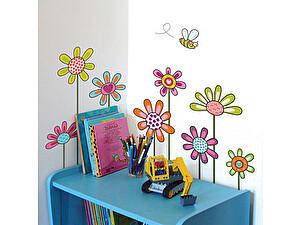 Купить картину Урбаника Стикер-наклейка Цветик-семицветик