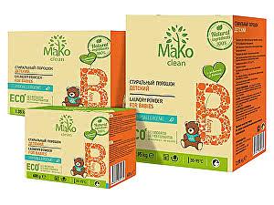Купить порошок MaKo clean Порошок стиральный детский Baby (650 г)