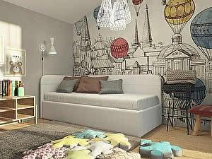 Купить кровать Орма - Мебель Life Junior софа (ткань)