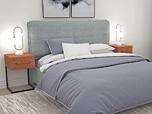 Купить кровать Perrino Ямайка (категория 3)