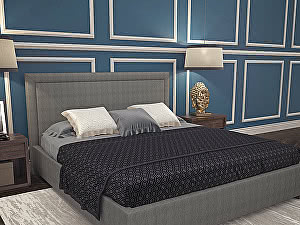 Купить кровать Perrino Фьюджи (промо)