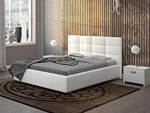 Купить кровать Орма - Мебель Como 8 (экокожа)