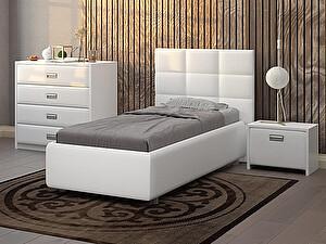 Купить кровать Орма - Мебель Veda 8 (экокожа цвета люкс)