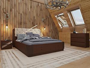 Купить кровать Орма - Мебель Wood Home 1 с подъемным механизмом 200х200