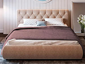 Купить кровать Perrino Каролина 3.0 (категория 3) с подъемным механизмом