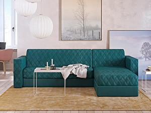Купить кровать Орма - Мебель Ergonomic ambition (с пуфом) угловой