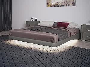 Купить кровать Орма - Мебель Парящее основание (ткань бентлей)