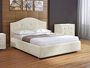 Купить кровать Орма - Мебель Como 7 (ткань бентлей)