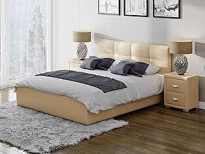 Купить кровать Орма - Мебель Life 1 (ткань бентлей)