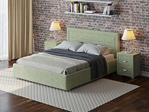 Купить кровать Орма - Мебель Life 2 Box (ткань бентлей)