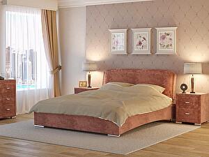 Купить кровать Орма - Мебель Nuvola 4 (1 подушка) ткань бентлей