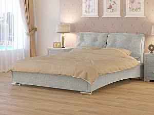 Купить кровать Орма - Мебель Nuvola 4 (2 подушки) ткань бентлей