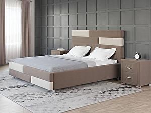 Купить кровать Орма - Мебель Marco (экокожа цвета люкс) 140х190