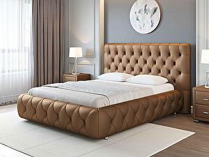 Купить кровать Орма - Мебель Castello (экокожа люкс) 180х190