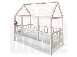 Купить кровать ВМК-Шале Миа домик 80х160