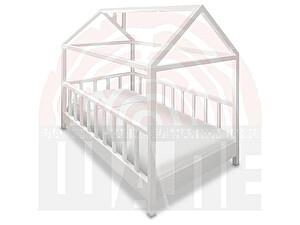 Купить кровать ВМК-Шале Молли домик 80х160
