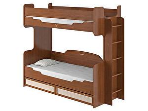 Купить кровать Интеди Робинзон, ИД 01.164а (80) двухъярусная