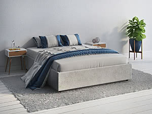 Купить кровать Sonum Scandinavia (без спинки, с металлическим основанием)