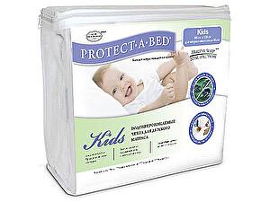 Купить наматрасник Аскона Protect-a-Bed Kids,водонепроницаемый с резинкой