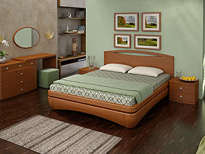 Кровать Торис Иона Сорен