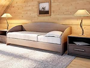 Купить кровать Орма - Мебель Этюд софа