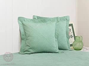 Купить наволочку Luxberry Lana, зеленый, 47х47 см