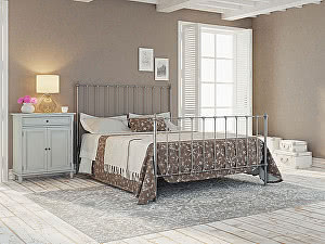 Купить кровать Originals by Dreamline  Paris (2 спинки) 135х200