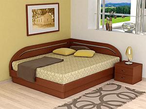 Кровать Торис Юма Румо левое