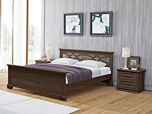 Купить кровать Орма - Мебель Nika М береза