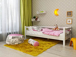 Купить кровать Орма - Мебель Отто-2 с защитной стенкой 80х190