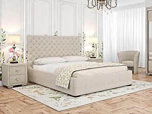 Купить кровать Орма - Мебель Modena (ткань)