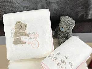 Купить полотенце Tivolyo Pourtol, розовый