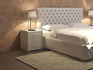 Купить кровать Moon Trade Купол Тысячелетия Модель 385 с подъемным механизмом