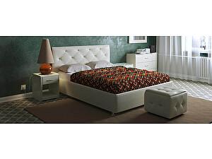 Купить кровать Moon Trade Монблан Модель 383 (экокожа) с подъемным механизмом 180х200