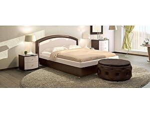 Купить кровать Moon Trade Мирабель Модель 379 (экокожа) с подъемным механизмом 180х200
