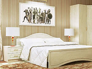 Кровать Moon Trade Афина-4 Модель 505