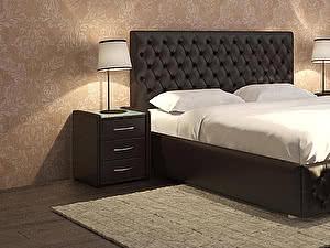 Купить кровать Moon Trade Купол Тысячелетия Модель 385 с основанием