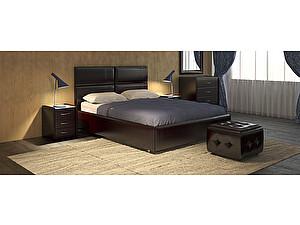 Купить кровать Moon Trade Риальто Модель 582 с основанием