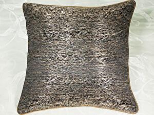 Купить подушку Asabella D8-4, золотисто-коричневый с черным