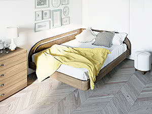 Купить кровать Toris Мати Румо левое 160х200