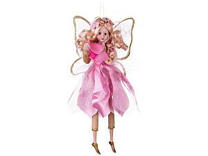 Купить  Polite crafts&gifts co., ltd Фея-бабочка в розовом платье, арт. 856-046