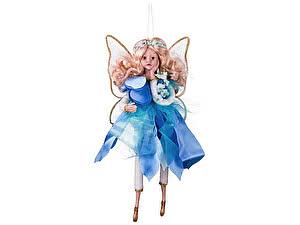 Купить  Polite crafts&gifts co., ltd Фея-бабочка в голубом платье, арт. 856-045