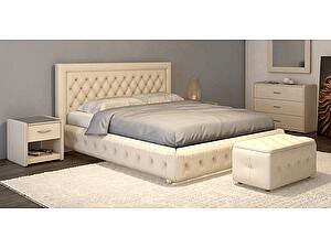 Купить кровать Moon Trade Биг Бен Модель 586 Марципан с подъемным механизмом