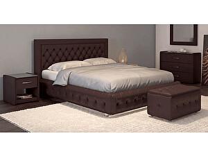 Купить кровать Moon Trade Биг Бен Модель 586 Кофе с подъемным механизмом